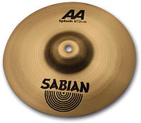 "Тарелка сплеш SABIAN 10"" AA Splash Brilliant"
