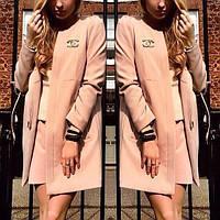 """Женское кашемировое пальто  """" Chanel """" Dress Code"""