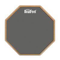 "Пэд тренировочный EVANS RF12D 12"" REAL FEEL 2-SIDED PAD"