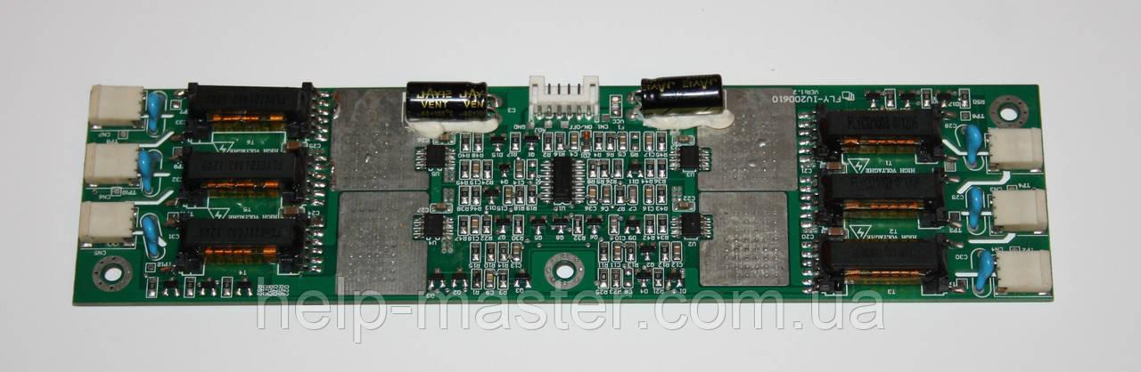 Инверторы для ЖК ТВ FLY-IV200610 rev:1.2