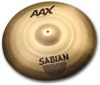 "Тарелка креш SABIAN 16"" AAX Dark Crash Brilliant"