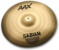 "Тарелка креш SABIAN 16"" AAXplosion Fast Crash Brilliant"