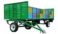 Прицеп для перевозки и обслуживания мобильной пасеки