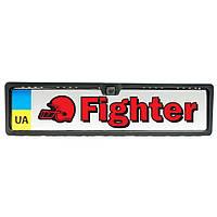 Камера заднего/переднего вида Fighter FC-101 (в рамке номера)