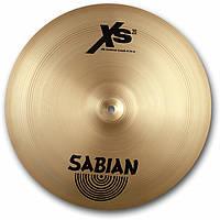 "Тарелка креш SABIAN 18"" Xs20 dB Control Crash Brilliant"
