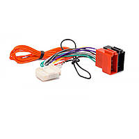 Переходник Магнитола-ISO 160-215 для штатной магнитолы Nissan/Subaru (new)
