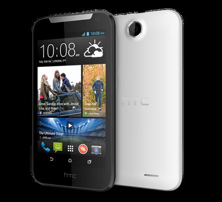 HTC DESIRE 310 DUAL SIM BLUE мобильный телефон, фото 2