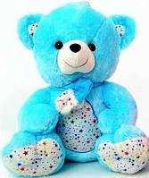 Музыкальный Медведь с шарфом 14313