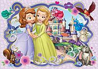Принцесса София 23 Вафельная картинка