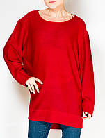 Женская красная кофта - Gold
