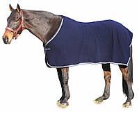 Попона для лошади, флисовая, скидка