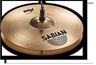 """Тарелка хай-хет SABIAN 13"""" B8X Hats"""