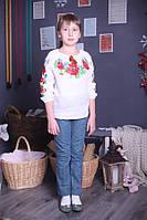 """Вышиванка для девочки """"Панночка"""" ( арт. BA1-54.8.0 ), фото 1"""