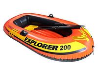 Лодка надувная Intex 58330 Explorer 200