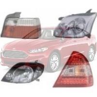 Приборы освещения и детали Ford Fusion Форд Фюжн 2013--