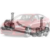 Детали подвески и ходовой Ford Fusion Форд Фюжн 2013--