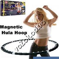 Массажный обруч халахуп Massaging Hoop Exerciser Professional Bradex с магнитами, фото 1