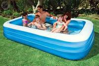 Детский надувной бассейн Intex 58484 ( 305x183х56 см.)