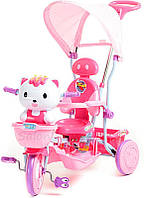 Трехколесный велосипед Hello Kitty Beticco