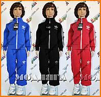 Стильные костюмы Adidas для детей - Большой логотип