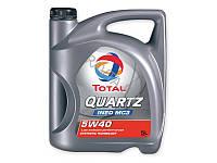 Total Моторное масло Total Quartz INEO MC3 5W-40 5л