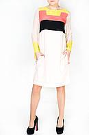 Бежевое платье - Patrizia Pepe