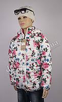 Куртка для девочки 6-10 лет