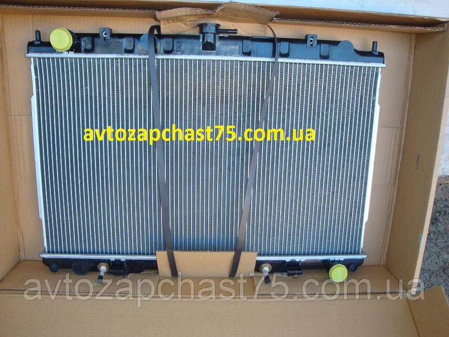 Радиатор  NISSAN MAXIMA QX 2000-2006 года, производство Nissens, Дания