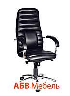 Кресло Orix Хром Неаполь-D 5(Примтекс Плюс ТМ)