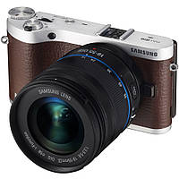 Фотоаппарат Samsung NX300 kit (18-55mm) Brown