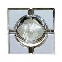 Точечный светильник(декоративное литье)Цоколь G5.3 Титан-хром Feron 098TS