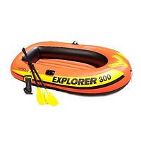 Лодка надувная Intex 58358 Explorer 300