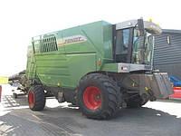 Уборка урожая комбайнами FENDT 8350