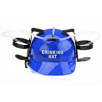 "Шлем любителя пива ""Drinking hat"" в коробке"