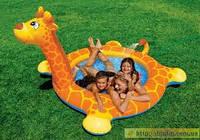 """Надувной детский бассейн - """"Жираф"""" Intex 57434, фото 1"""