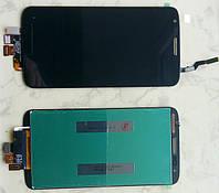 Дисплей LG D800 D801 803 VS980 G2 модуль в зборі з тачскріном, чорний