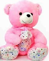 Мягкая игрушка Медведь с шарфом 14313