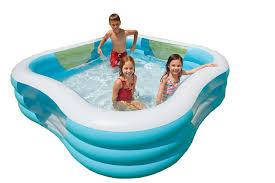 Надувний басейн Family Intex 57495