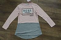 Детская туника Rose. Размер 8 - 16 лет Разные цвета