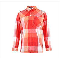 Рубашка мужская Adidas Mens ED Check LS S Z19632 адидас