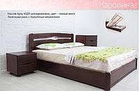 Кровать Каролина на подъёмной раме ТМ Микс Мебель