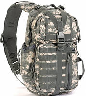 Надежный мужской рюкзак Red Rock Rambler Sling 16 (Army Combat Uniform), 921586 камуфляж