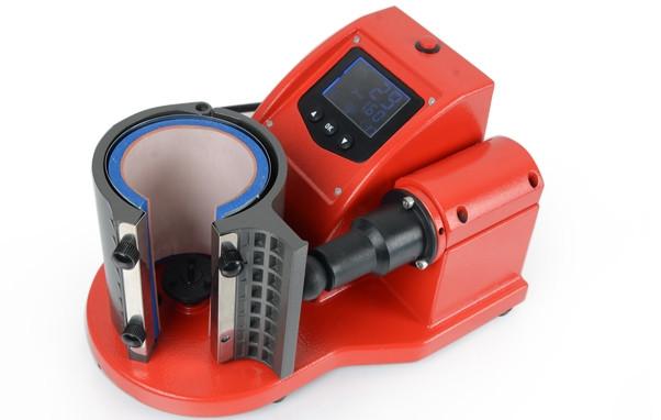 Термопресс для кружек MP-99 вертикальный с электронным зажимом