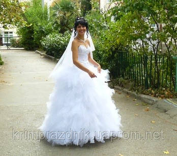 Свадьба платье бу