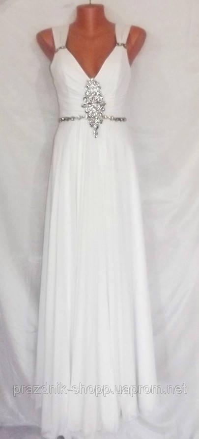 Платье свадебное, 036002 (после проката)
