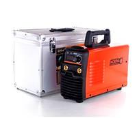 Инверторный сварочный аппарат Искра ММА-301 (Алюминиевый кейс)