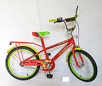 Детский двухколесный велосипед super bike, 20 дюймов, 152017 kk