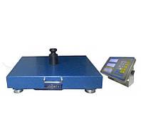Весы торговые до 200 кг с усиленной площадкой 40х50 см, платформенные весы