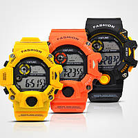 Спортивные часы Xinjie XJ-929 X-SPORT. Водонепроницаемые, ударопрочное стекло. Разные цвета!