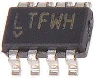 Linear Technology LDO Voltage Regulator, 100mA, 5 V ±2%, 1.6 → 45 Vin, 8-Pin TSOT-23